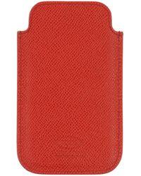 Tod's Hightech Accessoire - Rot