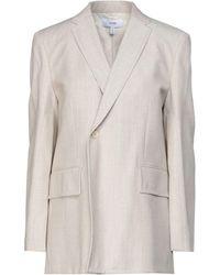 Hyke Overcoat - Natural