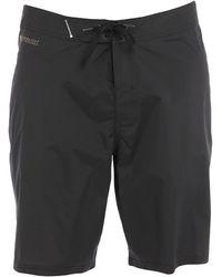 Osklen Pantaloni da mare - Nero