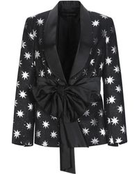 Christian Pellizzari Suit Jacket - Black