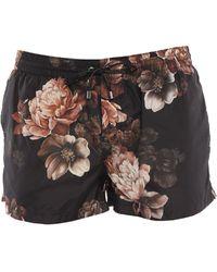 Dolce & Gabbana Short de bain - Noir