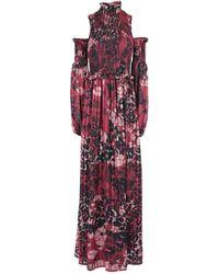 Silvian Heach Long Dress - Multicolour