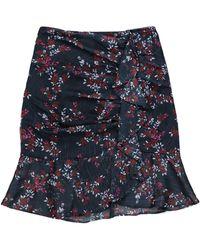 Keepsake Midi Skirt - Blue