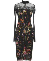 Fuzzi - Knee-length Dress - Lyst