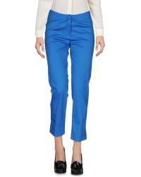 Who*s Who - Who*s Who Casual Trouser - Lyst