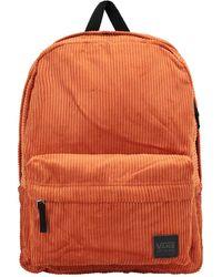 Vans Backpacks & Fanny Packs - Orange