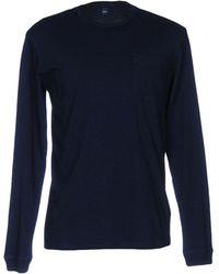 Edwin T-shirt - Bleu