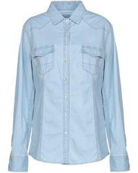 Care Label - Denim Shirt - Lyst