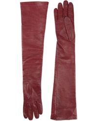 N°21 Handschuhe - Rot