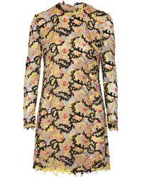 Mary Katrantzou Short Dress - Yellow