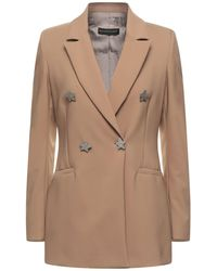 Alessandro Dell'acqua Suit Jacket - Brown