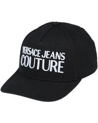 Versace Jeans Couture Chapeau - Noir
