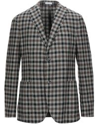 Boglioli Suit Jacket - Multicolour