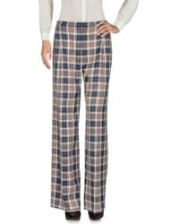 Tory Burch - Casual Trousers - Lyst