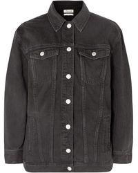 Madewell Denim Outerwear - Black