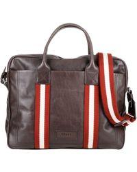 Bally - Work Bags - Lyst