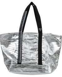Daniele Alessandrini Homme Handbag - Metallic
