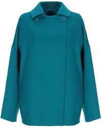 Basler Coat - Blue