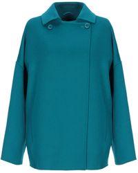 Basler Coat - Blue
