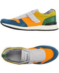 Hogan Rebel Low-tops & Sneakers - Orange