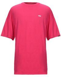 Vans T-shirts - Pink