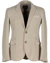 IANUX #THINKCOLORED Suit Jacket - Natural