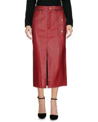 Chloé - 3/4 Length Skirts - Lyst