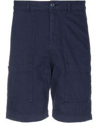 WOOD WOOD Shorts e bermuda - Blu