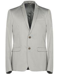 Patrizia Pepe Suit Jacket - Grey