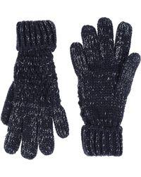 Superdry Gloves - Blue