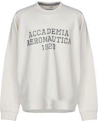 Accademia Sweatshirt - Weiß