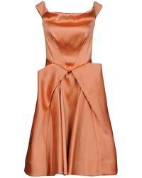 Zac Posen Knee-length Dress - Multicolor