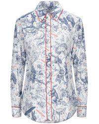Ottod'Ame Shirt - White