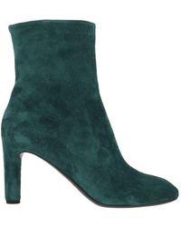 Roberto Del Carlo Ankle Boots - Green