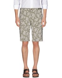 PT01 Bermuda Shorts - Grey