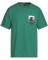 Stussy T-shirt - Green