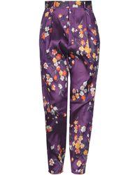 DSquared² Casual Pants - Purple