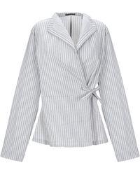 Oska Shirt - Gray