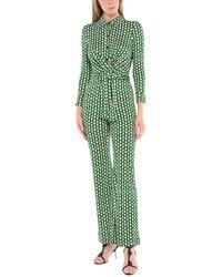 Diane von Furstenberg Combinaison - Vert