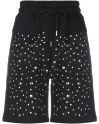 Odi Et Amo Shorts & Bermuda Shorts - Black