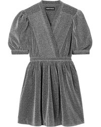 House of Holland Short Dress - Metallic