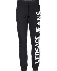 Versace Jeans Couture Casual Trouser - Black
