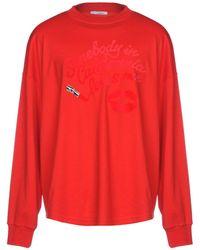 1017 ALYX 9SM Sweatshirt - Red