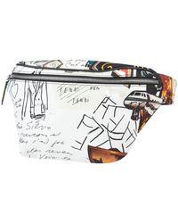 Fendi Backpacks & Fanny Packs - White
