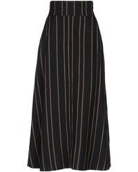 Brian Dales Long Skirt - Black