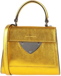 Coccinelle Handbag - Yellow