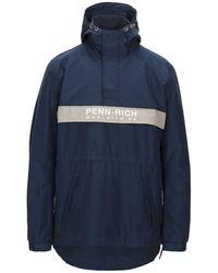Penn-Rich Cazadora - Azul
