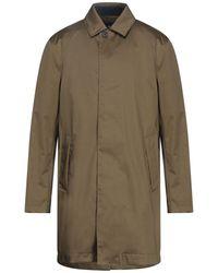 GANT Overcoat - Green