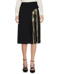 Imperial - Knee Length Skirts - Lyst