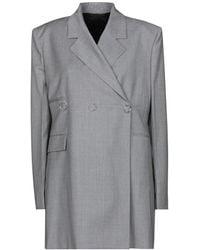1017 ALYX 9SM Coat - Gray